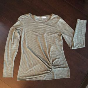 Michael Stars Long Sleeve Tee. NWOT
